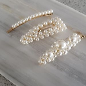 FREE - Set of 3 hair pieces